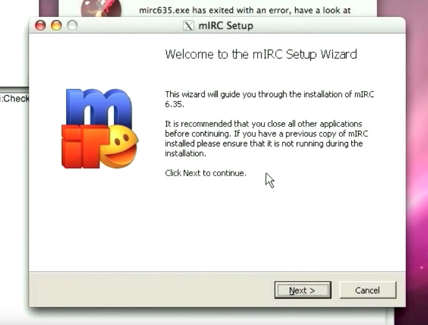 mirc on mac learn how to setup and install gogeeks