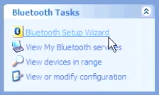 Wiimote on PC - Bluetooth Pairing